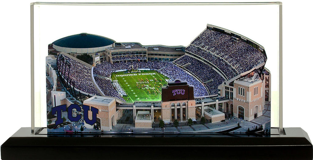 TCU Horned Frogs - Amon G Carter Stadium