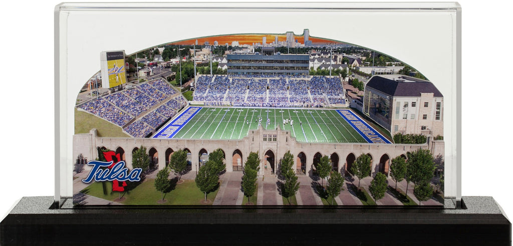 Tulsa Golden Hurricane - Skelly Field at Chapman Stadium