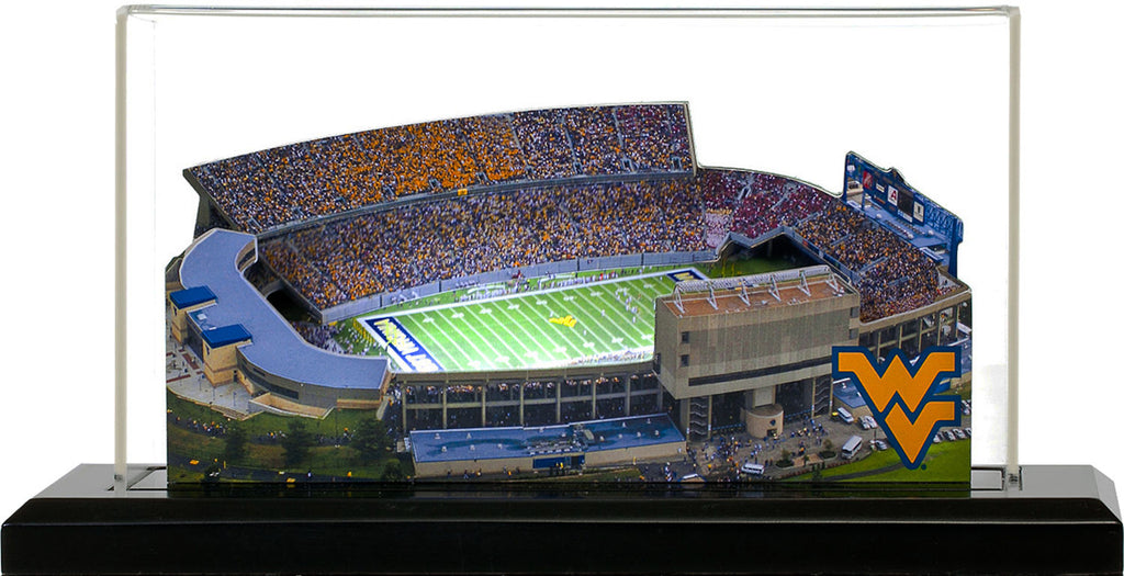 West Virginia Mountaineers - Mountaineer Field