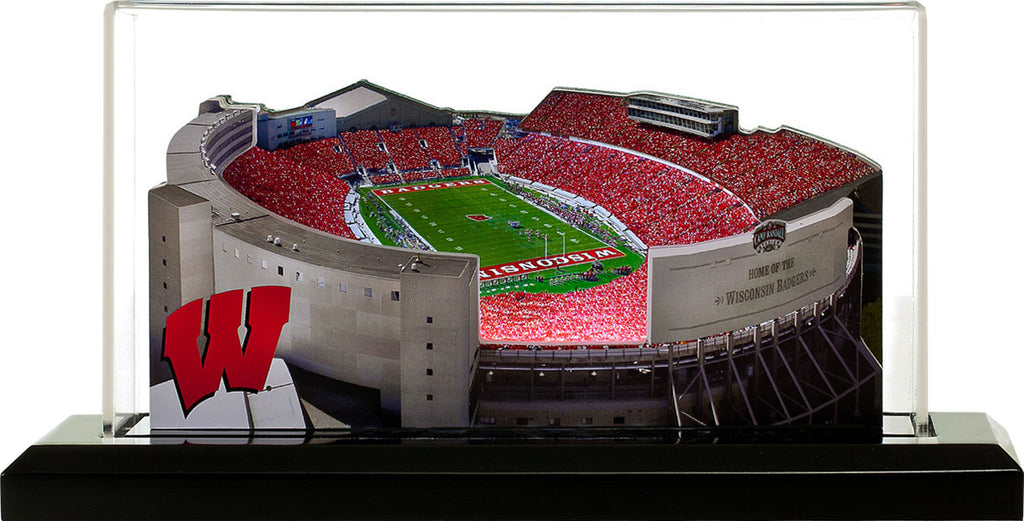 Wisconsin Badgers - Camp Randall Stadium