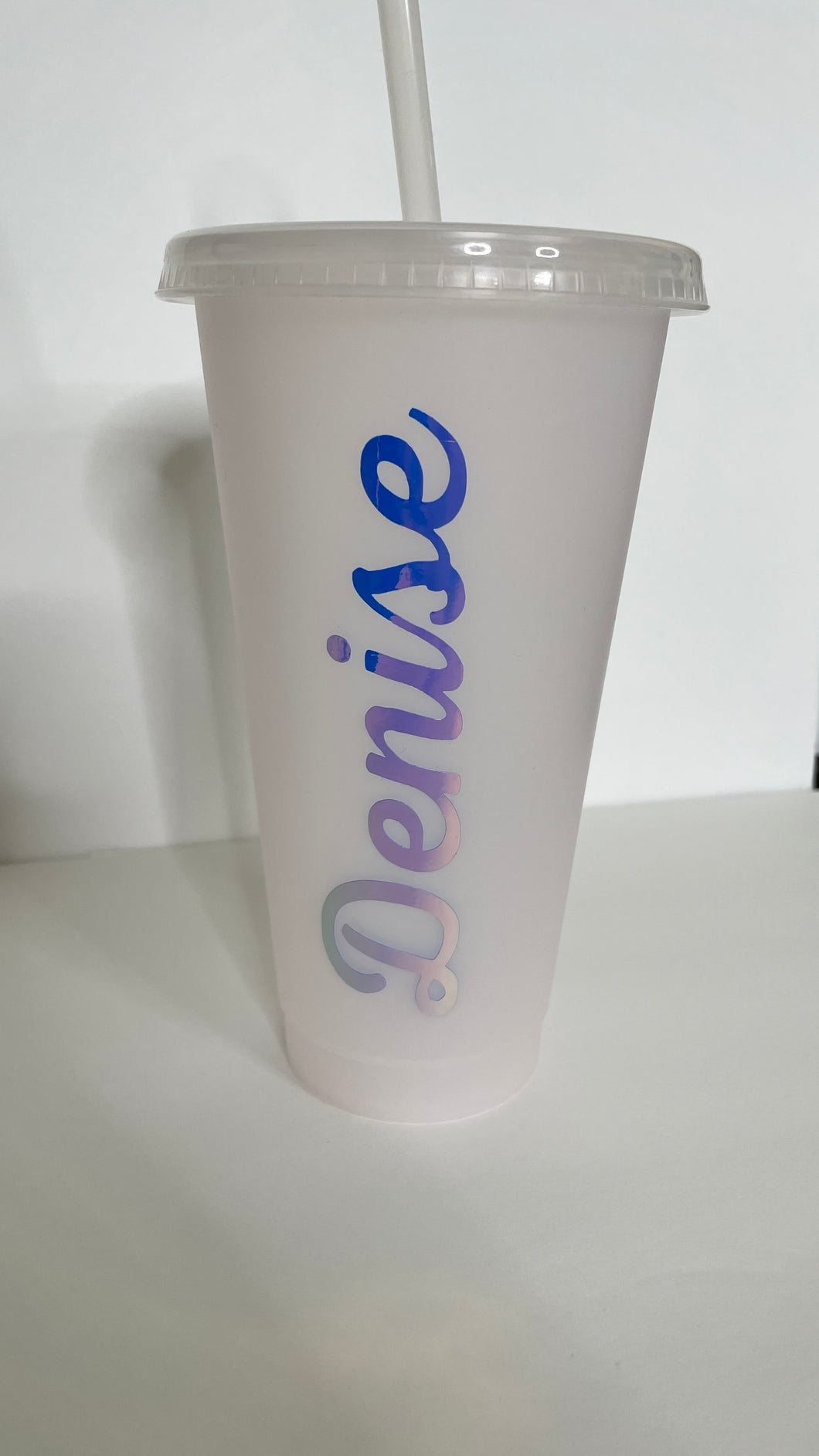 Color Changing Tumbler