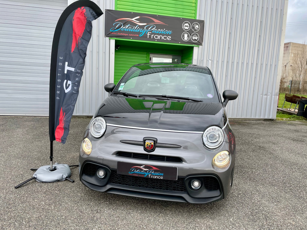 FIAT ABARTH 595 COMPETIZIONE 1.4 TURBO 180 Full equip