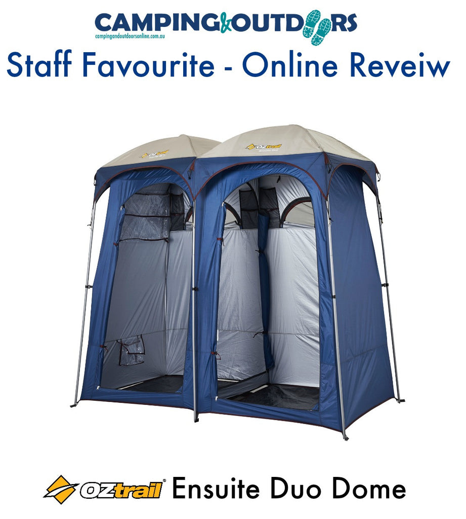 Favourite Things - OZtrail Ensuite Duo Dome