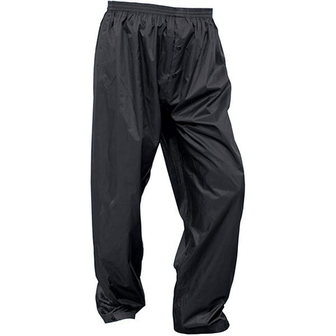 Elemental Unisex Packaway Rainwear Pant