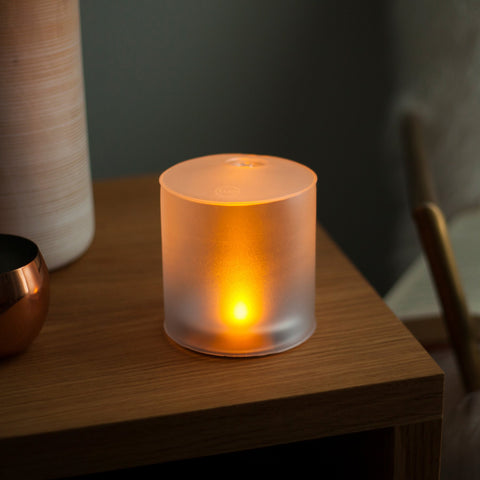 Luci Flameless Solar Candle