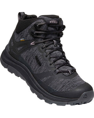 Keen Terradora II MID WP - Womans Black Magnet
