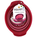 Squish Collapsible Colander with Handle