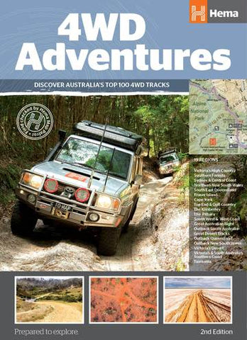 4WD Adventures - 2nd Edition