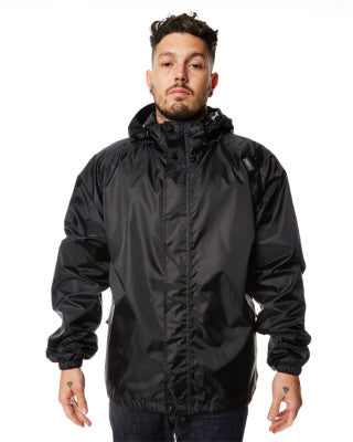 XTM Stash II Rain Jacket - Black