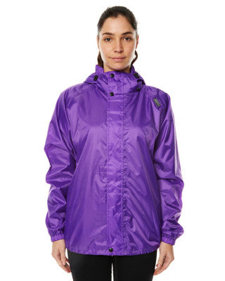 XTM Stash II Rain Jacket - Purple