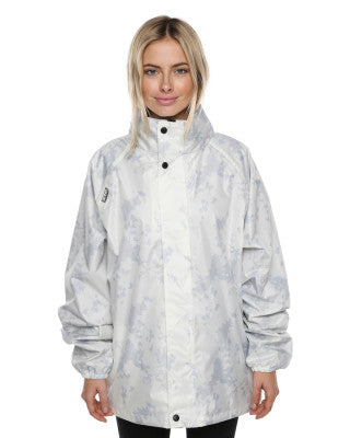 XTM Stash II Rain Jacket - White Floral
