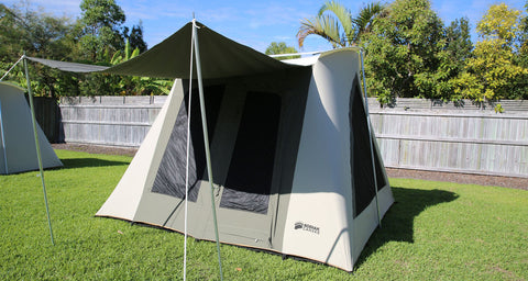 Kodiak Canvas 6 person Tent