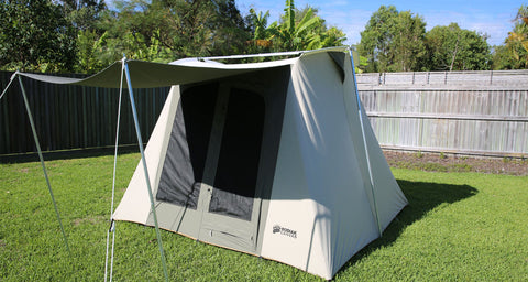 Kodiak Canvas 4 person Tent