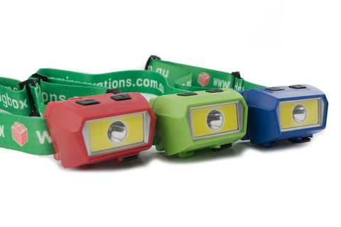Dogbox Duet Rechargeable Head Lamp