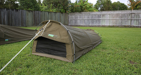 Kodiak Canvas Dome Swag - 8304