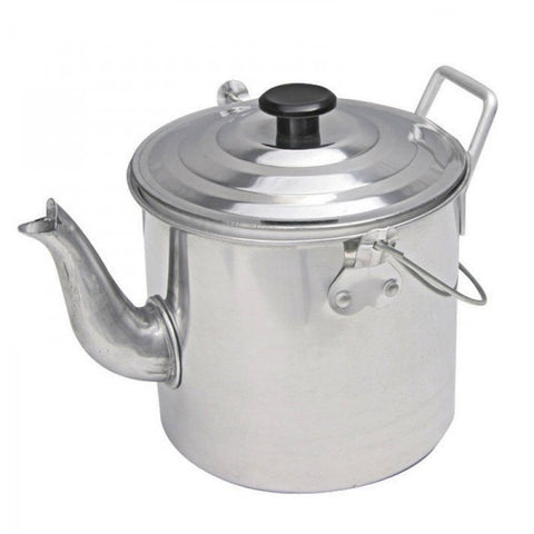 Campfire Billy Tea Pot - Aluminium