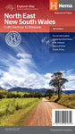 Hema North East New South Wales 8th Edition Map