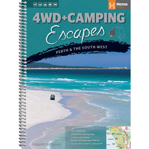 Hema - 4WD + Camping Escapes Perth & South West