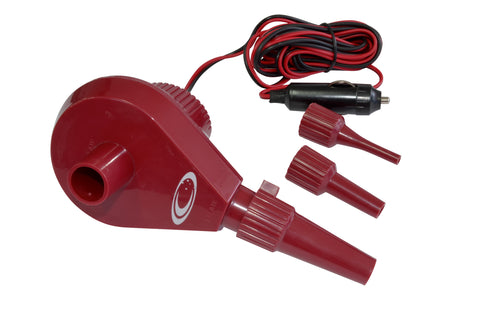 Air Pump 12V Range - Outdoor Connection
