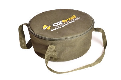 OZtrail Canvas Camp Oven Bag Range