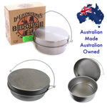 Bedourie Camp Oven - Aussie Made