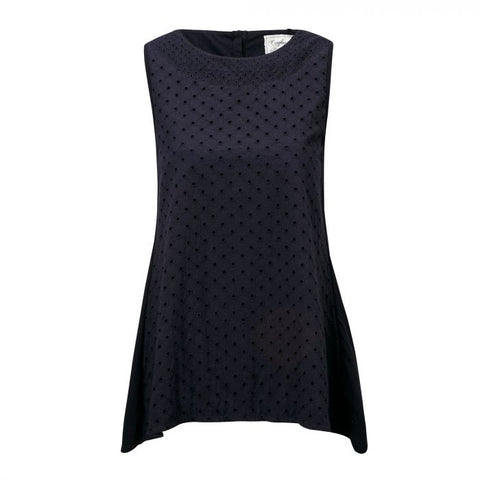 Craghopper Noora Vest Womans - Navy