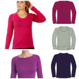 Merino Lightweight 170gsm Ladies Long Sleeve Thermal
