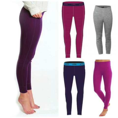 Merino Baselayer 230gsm Thermal Pants - Womens