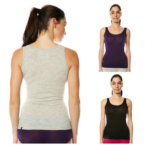 XTM Merino Ladies Singlet