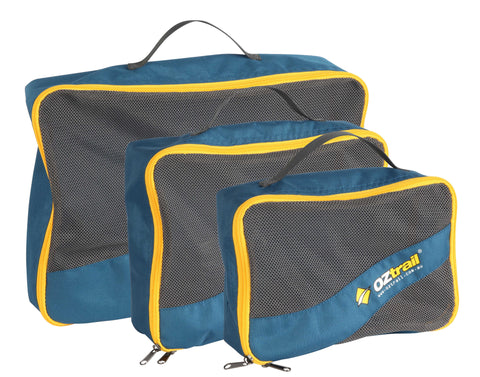 Oztrail Packing Cube Set