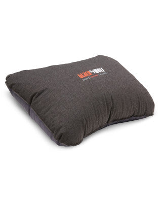 Black Wolf Comfort Pillow
