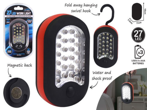 27LED Work Light