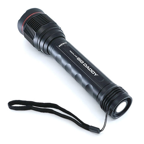 Nebo Redline Big Daddy 2000 Lumen Flashlight