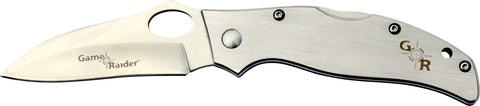Game Raider Pocket Knife