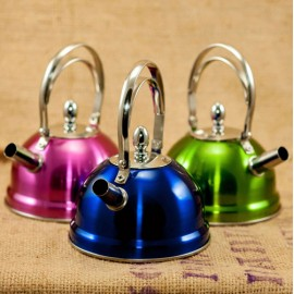 Mini Kettle with Infuser - 800ml