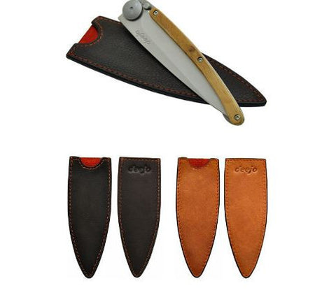 Deejo Leather Sheath Range