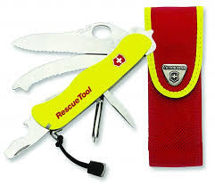 Victorinox Rescue Tool with Sheath