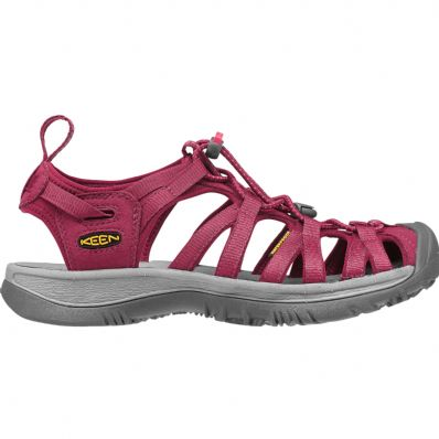 Keen - Whisper Beet Red/ Honey Suckle Sandal