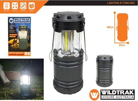 Wildtrak Pop Up COB Lantern