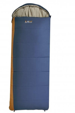 OZtrail Nullarbor Hooded Sleeping Bag Range