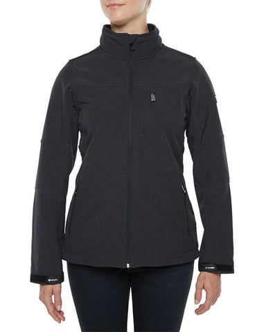 TooIntense Ladies Jacket - Phantom Black