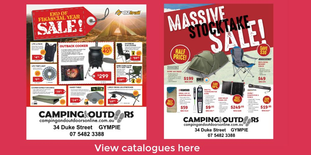 Catalogue link banner