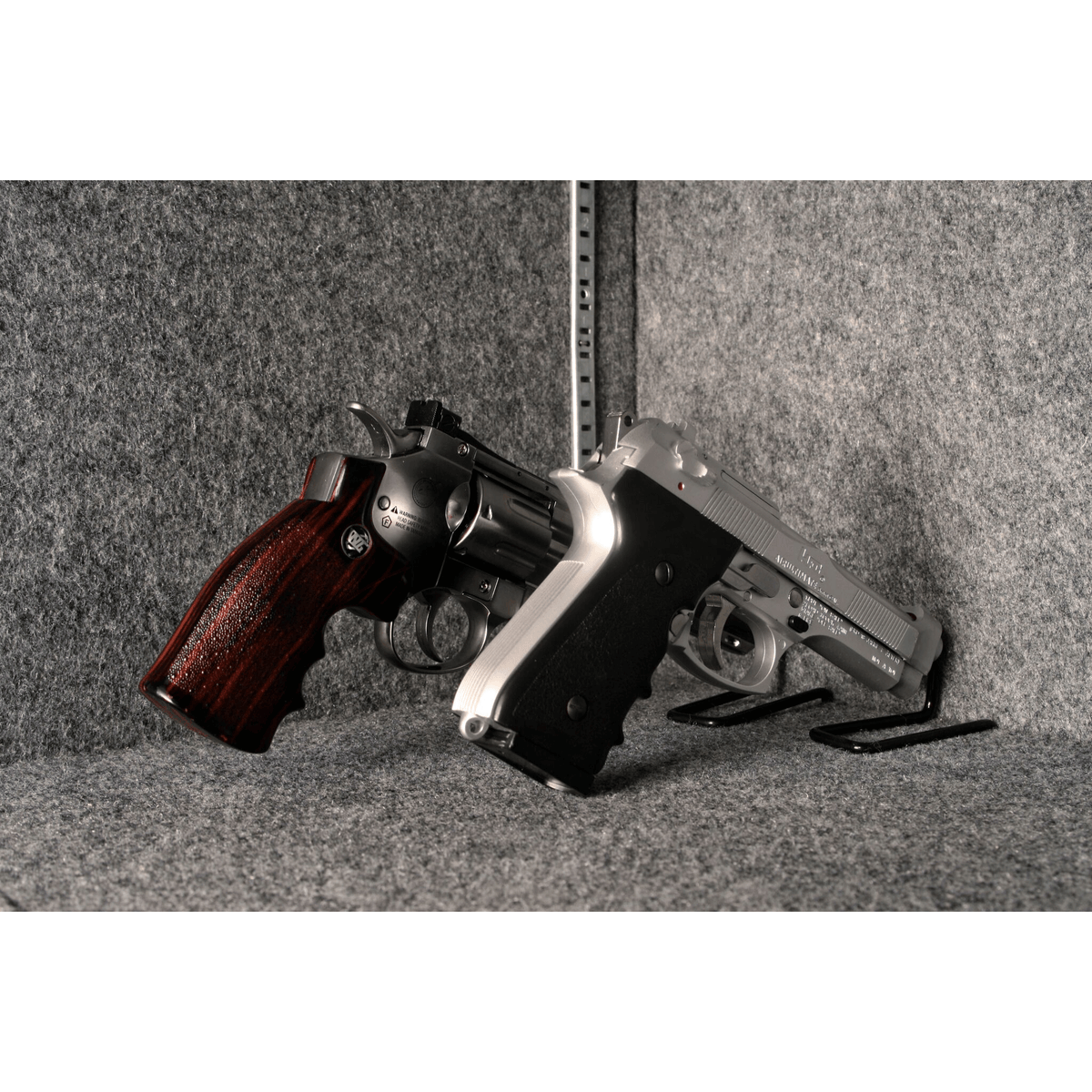 Back Over Pistol Hangers (2 Pack)