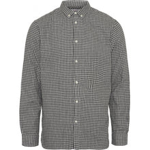 Indlæs billede til gallerivisning Knowledge Cotton LARCH casual fit double layer checked shirt