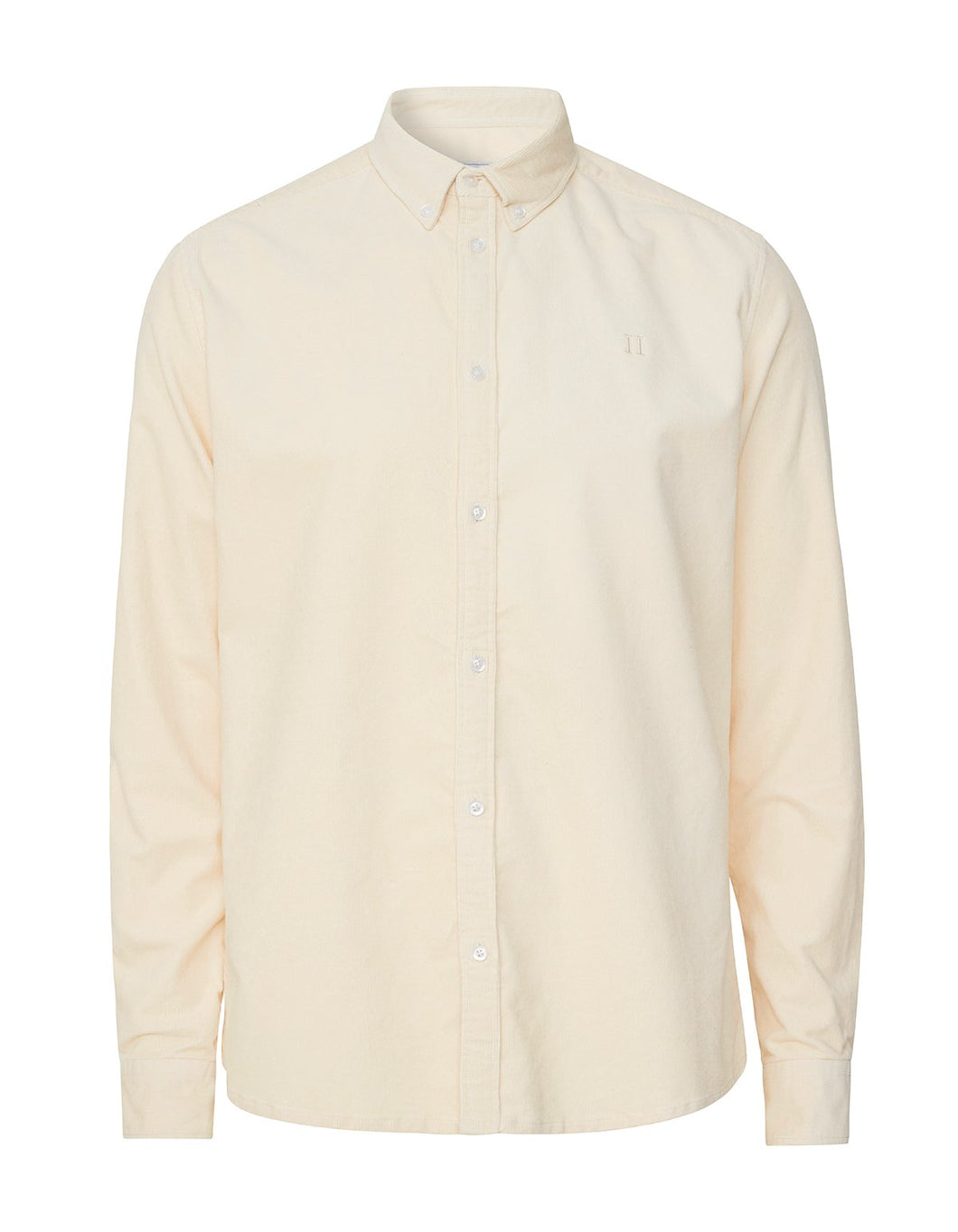 Felix Corduroy Light Shirt-Off White