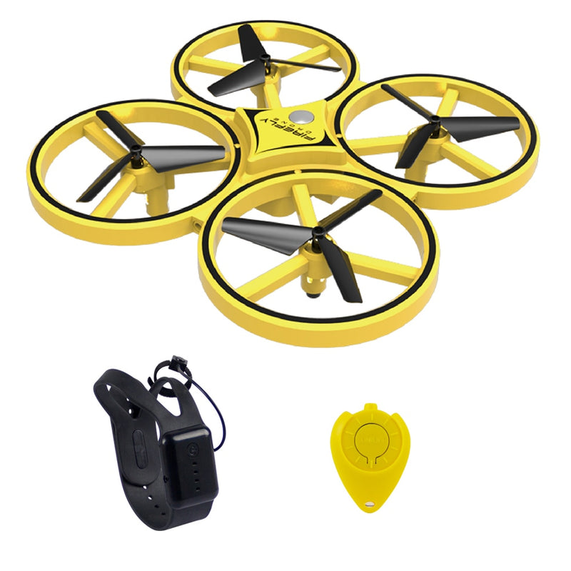 Induction RC Quadcopter LED Light Drone