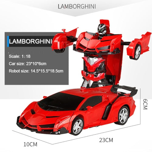 Transforming Car Robots