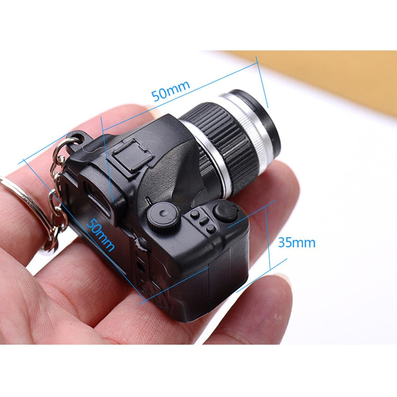Led Camera Keychain for Kids