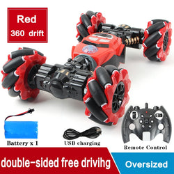 4WD Radio Control Stunt Car with Gesture Induction