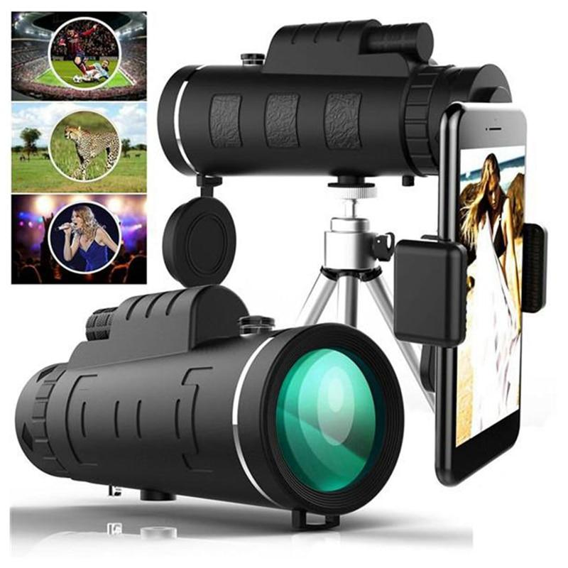 Night Vision Zoom Optical HD Lens